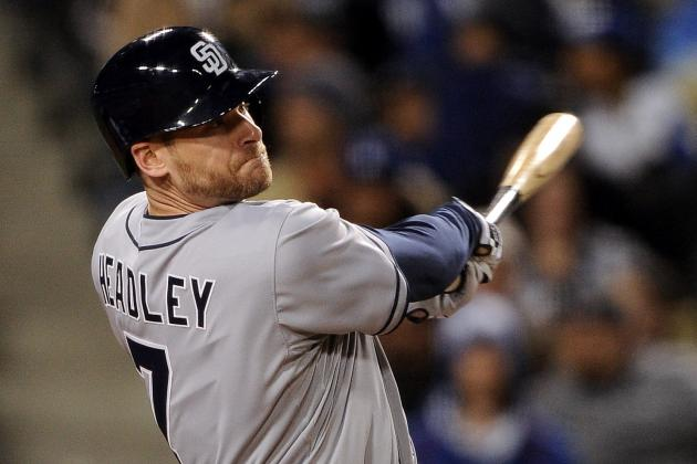 Don't Blame Headley for Padres' Bad Start