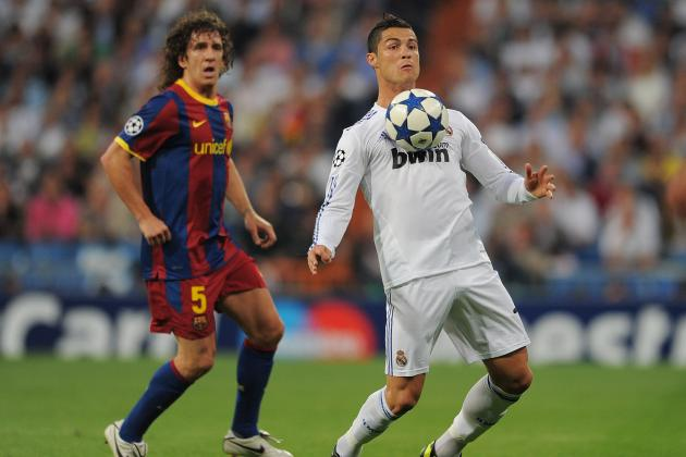 Barcelona vs. Real Madrid: Cristiano Ronaldo Must Make a Statement