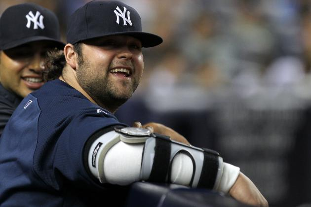 Yankees RHP Joba Chamberlain Expects to Be out of a Walking Boot in 2 Weeks