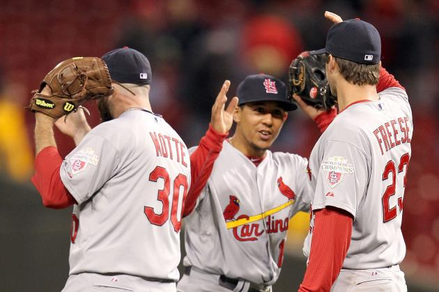 Secrets of St. Louis' Success: Cardinals Thriving Despite Turnover, Injuries