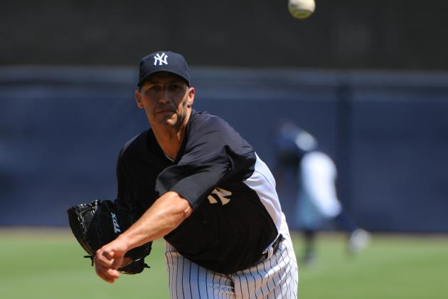 New York Yankees: Andy Pettitte Likely to Double-A After Latest Minors Start