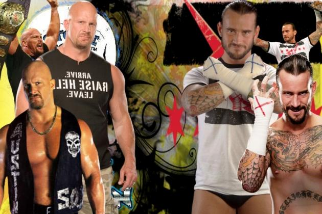 WrestleMania 29: CM Punk Is the Only Man Stone Cold Should Wrestle