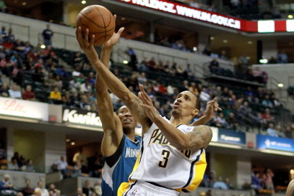 Indiana Pacers: Should George Hill Remain the Starter over Darren Collison?