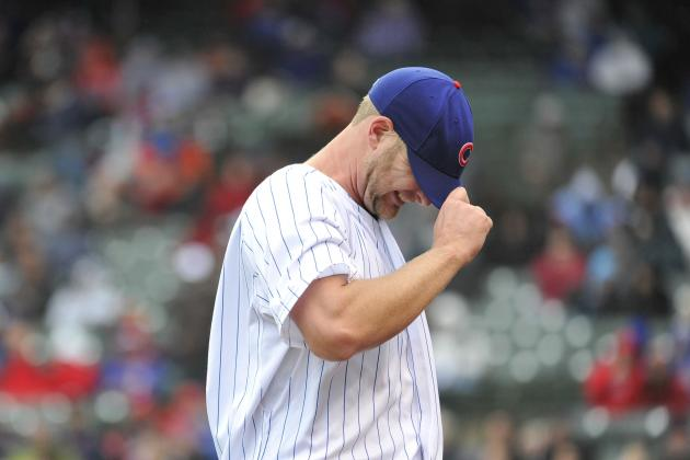 Chicago Cubs Fall to the Cinnicinati Reds 9-4, Woeful Record Hits 3-11