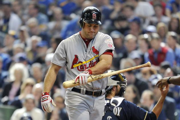 Lance Berkman: Roster Depth, Schedule Will Help Cardinals Endure Injury