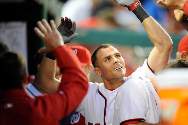 Rick Ankiel Carries Washington Nationals over Miami Marlins in NL East Matchup
