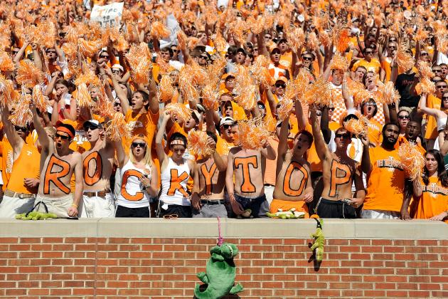 Tennessee Football Spring Game: Live News, Analysis and Results