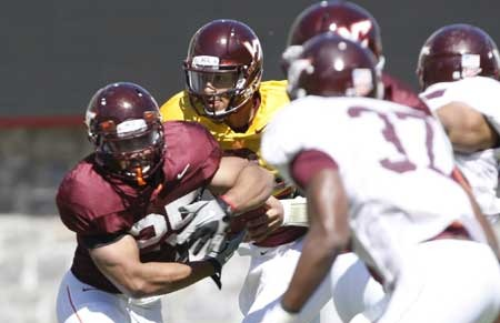 Virginia Tech Football Spring Game: Live News, Analysis and Results