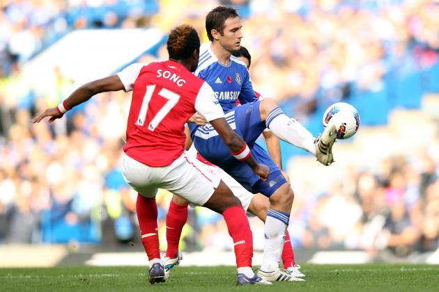 Chelsea vs. Arsenal: Preview, Start Time, Live Stream and More