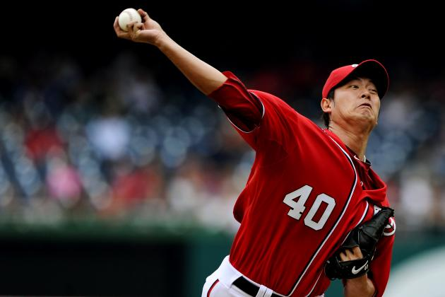 Washington Nationals: What Happens When Chien-Ming Wang Returns from the DL?