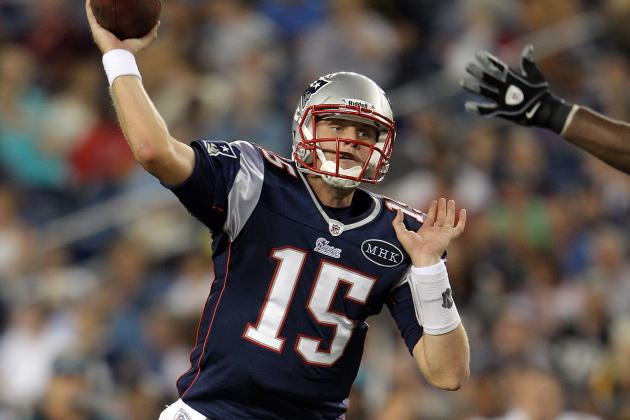 2012 NFL Draft: Could Patriots Trade Backup QBs Brian Hoyer, Ryan Mallett?