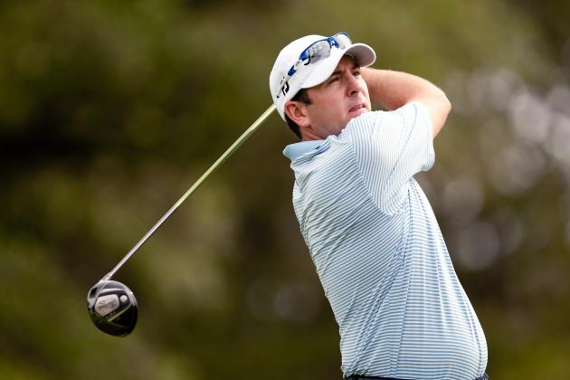 Ben Curtis Surprising Leader at Valero Texas Open