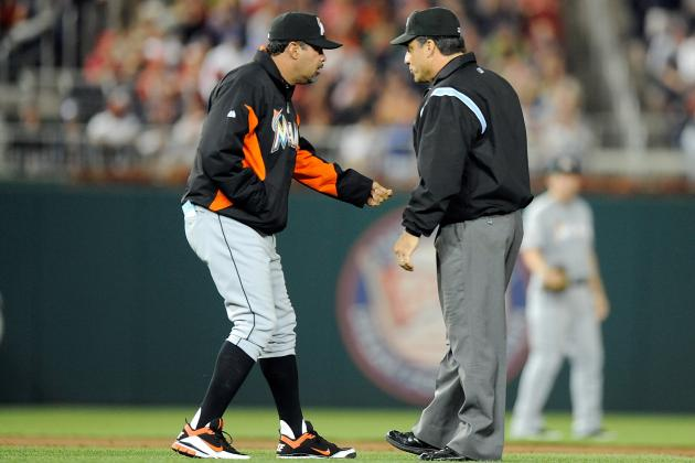 Miami Marlins: What Is Wrong with Ozzie Guillen and His Squad of Stars?
