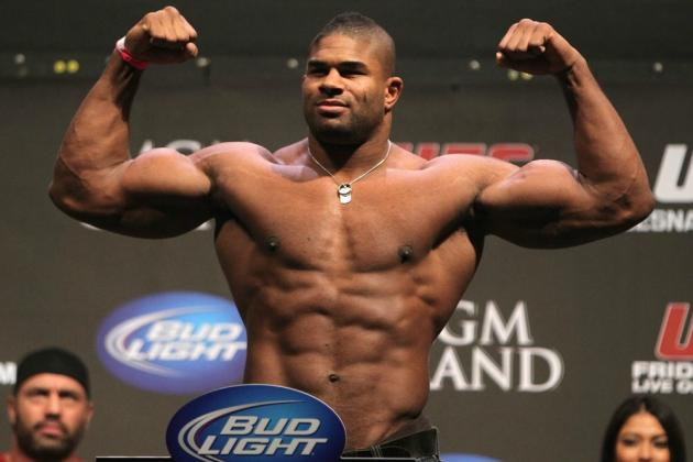 UFC 146: Overeem Pulled from Title Fight; Should Dana White Cut Him?