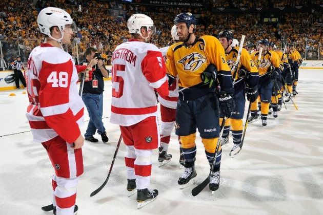 NHL Playoffs 2012: Have We Seen the Last Game of Nicklas Lidstrom's Career?