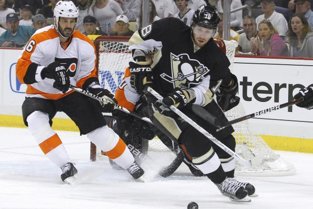 NHL 2012 Playoffs: Pressure Swings Back onto Flyers for Game 5