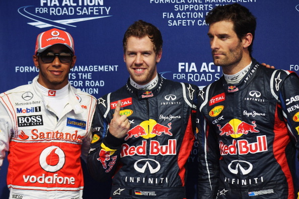 Vettel on Pole at Bahrain Grand Prix Amid Unrest
