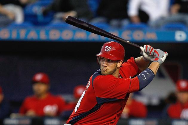 Why Bryce Harper Won't Be in Washington Nationals' Uniform in 2012