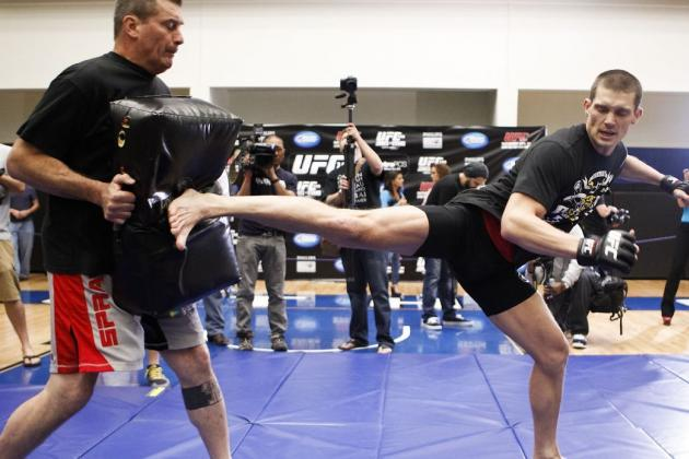 Stephen Thompson and a Paradigm Reshift: The Battle of Styles Is Back at UFC 145
