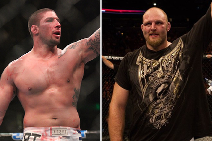 UFC 145 Fight Card Final Predictions: Brendan Schaub vs. Ben Rothwell