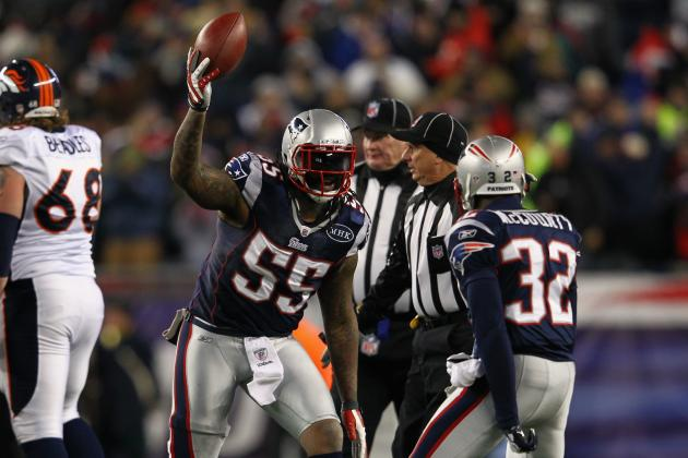 Predicting Patriots 2012 Breakout Performances: Brandon Spikes (ILB)