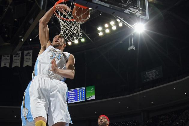 Denver Nuggets: JaVale McGee's Maturity