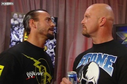 CM Punk vs. Stone Cold Steve Austin at WrestleMania 29: How to Make It Happen