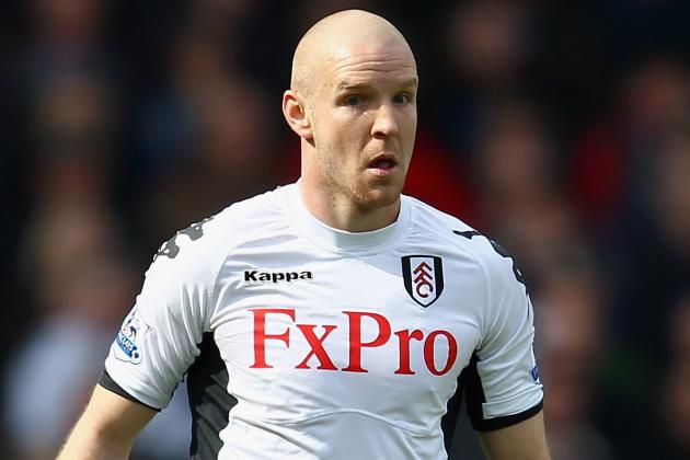 Fulham's Philippe Senderos Has Wigan Athletic Heading Back to Trouble