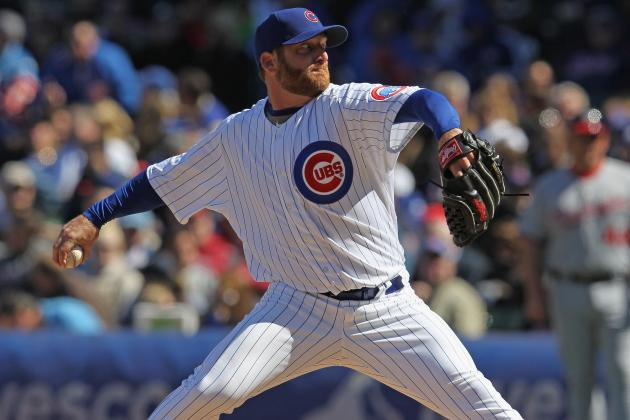 Chicago Cubs' Ryan Dempster Placed on Disabled List, Randy Wells to Start Sunday