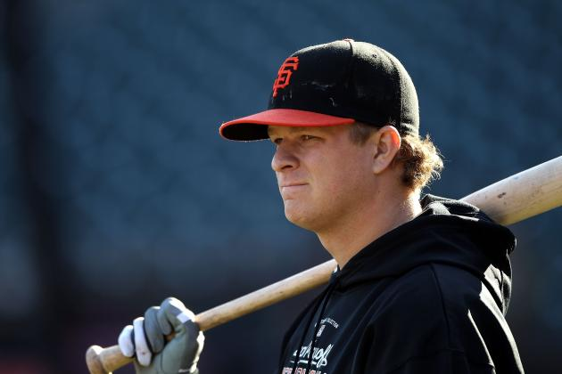 Matt Cain: Bruce Bochy's First Pinch-Hitter off the Bench?