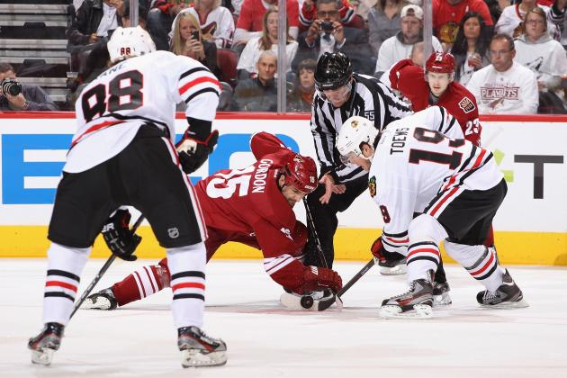 2012 NHL Playoffs: 5 Things You Need to Know About Saturday's Games