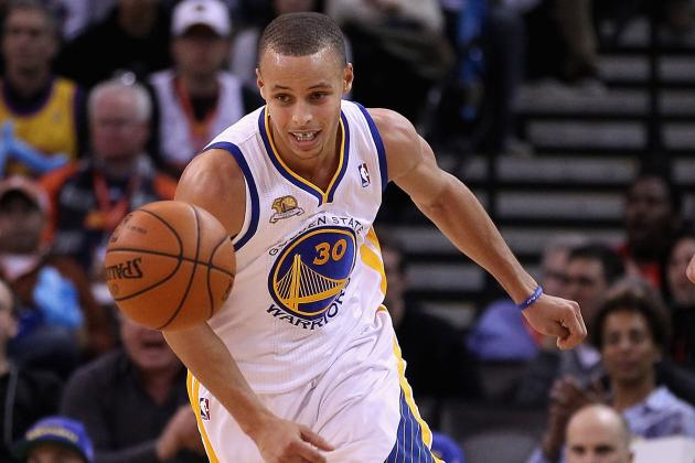 Report: Steph Curry Headed to Surgery