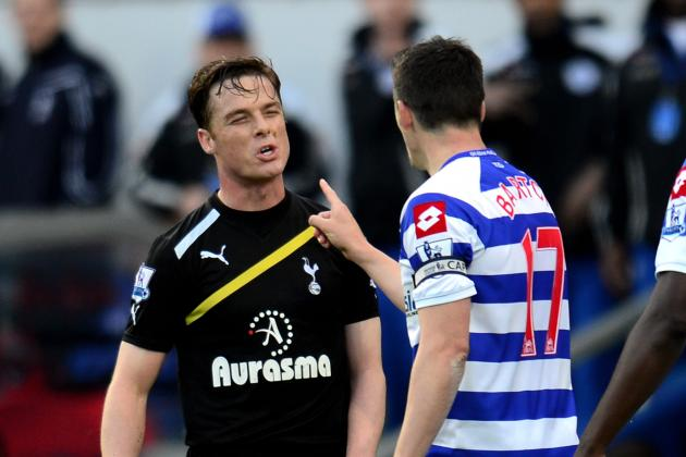QPR 1-0 Tottenham: Spurs Miss Chance