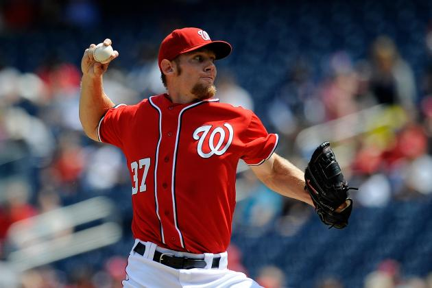 Let Them Pitch: Strasburg Looks Like Cy Young as Nats Win Despite Blown Save