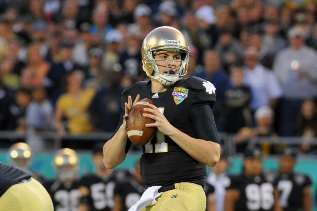 Golson sparkles in Notre Dame spring game