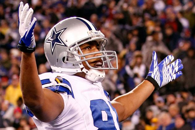 Fantasy Football 2012: Projections for Laurent Robinson and Anthony Gonzalez