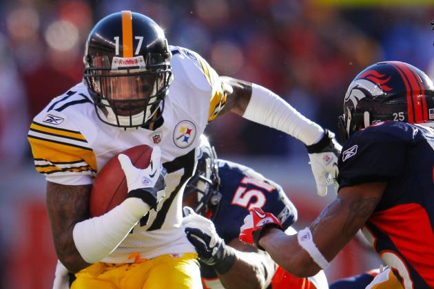 2012 NFL Draft: Would Trading Mike Wallace Work in the Draft for Pittsburgh?