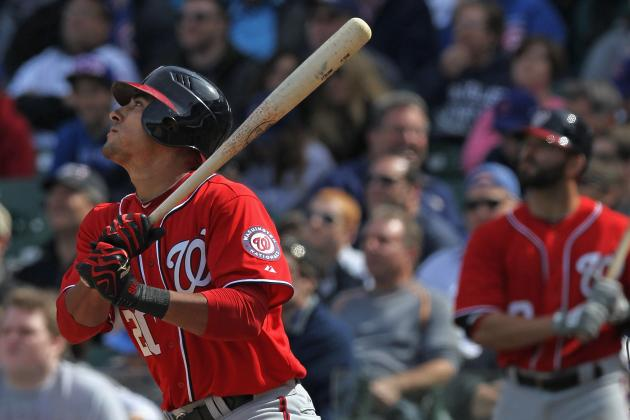 Nationals 3, Marlins 2(10)