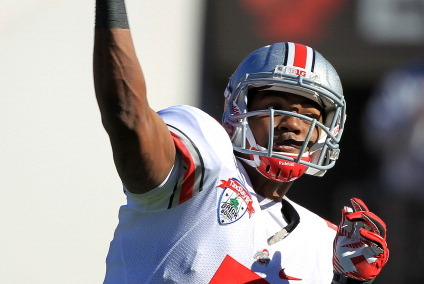 Miller Rallies Scarlet in Ohio State Spring Game