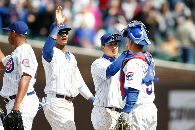 Offense Erupts as Chicago Cubs End Slide with 6-1 Win