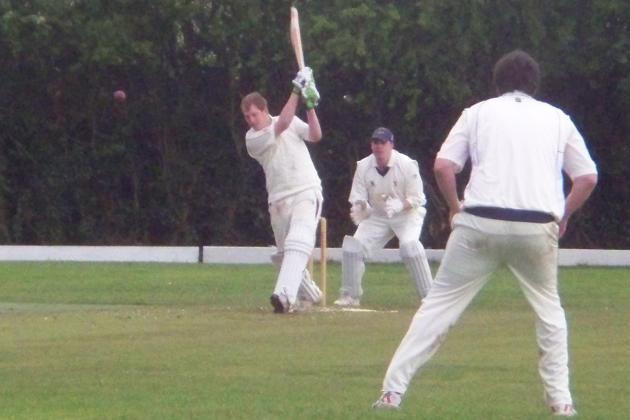 Cricket:  Buckley Battle Hard in the Wet to Beat Abergele
