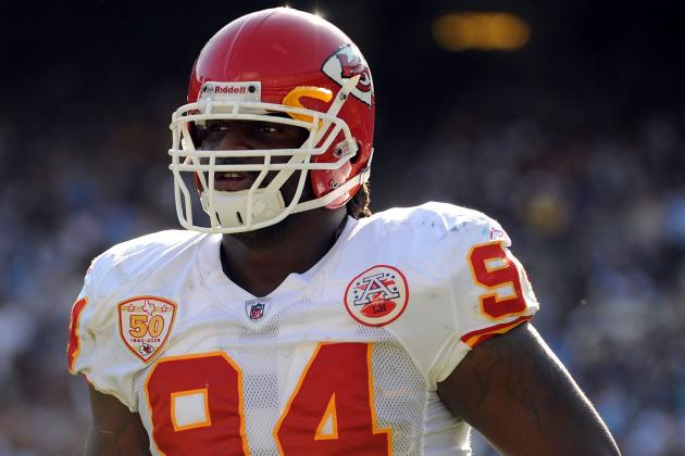 Kansas City Chiefs Restructure Tyson Jackson's Contract