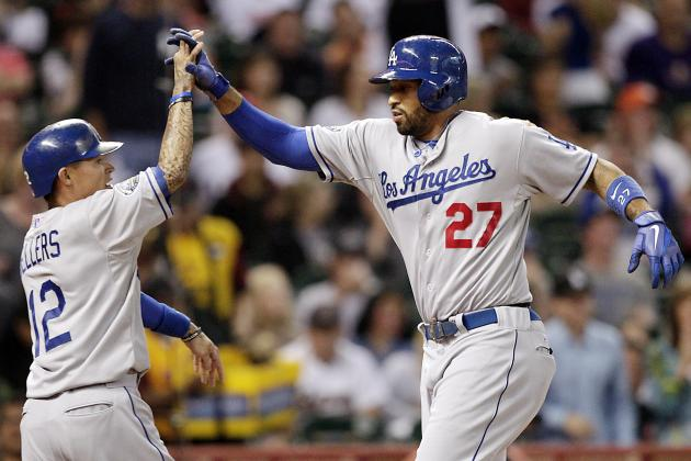 2012 MLB All-Star Game Voting: Matt Kemp in Beast Mode