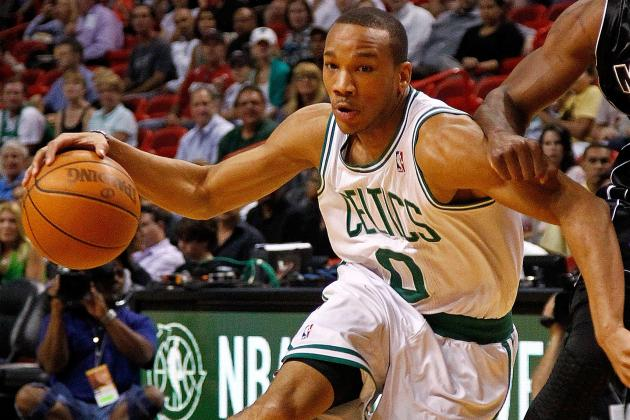Avery Bradley Can Steal the Ball and Tie His Shoes at the Same Time