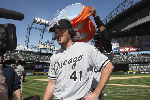 White Sox Pitcher Philip Humber Throws Perfect Game vs. Seattle Mariners
