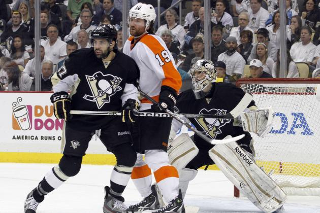 2012 Stanley Cup Playoffs: Marc-Andre Fleury, Pens Defense Have Regained Footing