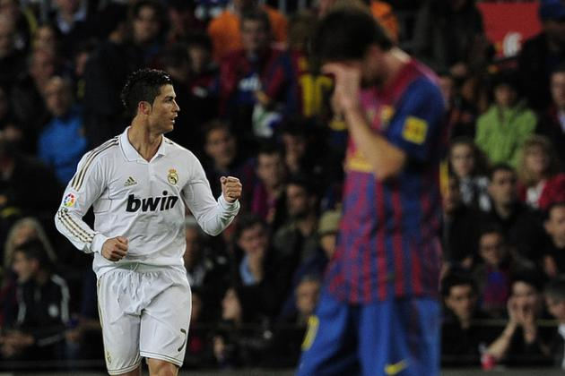 Liga Done: Ronaldo and Real Madrid Shut Up Messi and Barcelona