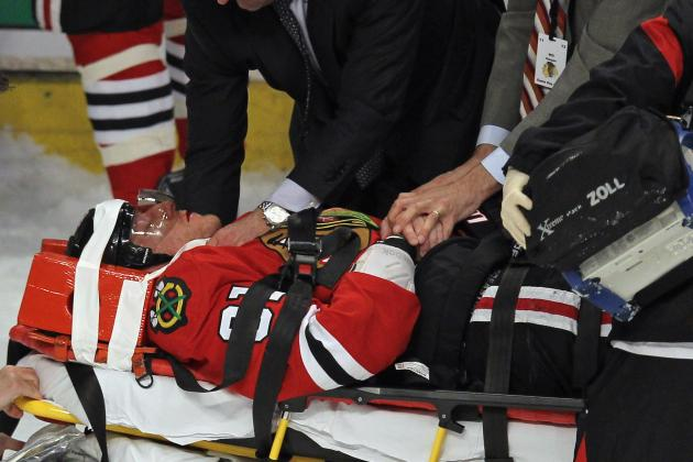Stanley Cup Playoffs 2012: Is the Violence Hard Play or Too Much?