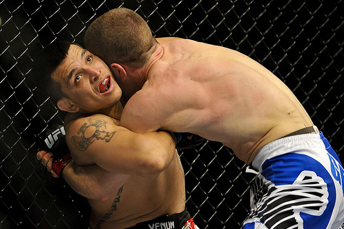 UFC 145 Results: What We Learned from Mac Danzig vs. Efrain Escudero
