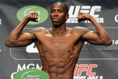UFC 145 Results: What's Next for Anthony Njokuani